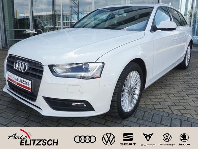Audi A4 Avant 2.0 TDI Attraction Navi Xenon Standh.DAB Tempomat, Jahr 2014, Diesel
