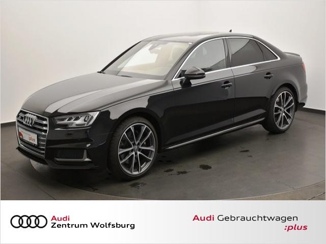 Audi S4 3.0 TFSI Quattro Tiptronic Drive Select/Kame, Jahr 2017, petrol