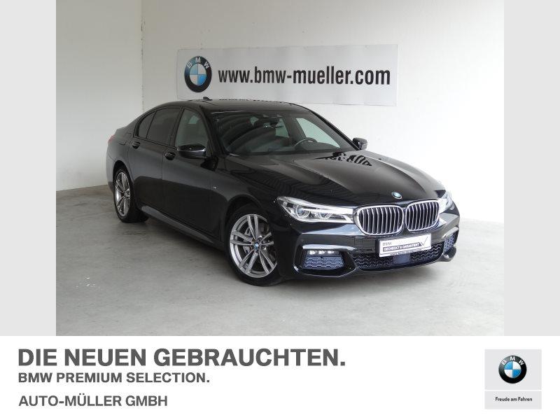 BMW 730d A Lim. M Sportpaket Gestiksteuerung EURO6, Jahr 2016, Diesel