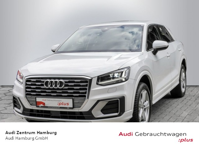 Audi Q2 1,4 TFSI COD sport S tronic NAVI LED AHK, Jahr 2018, Benzin
