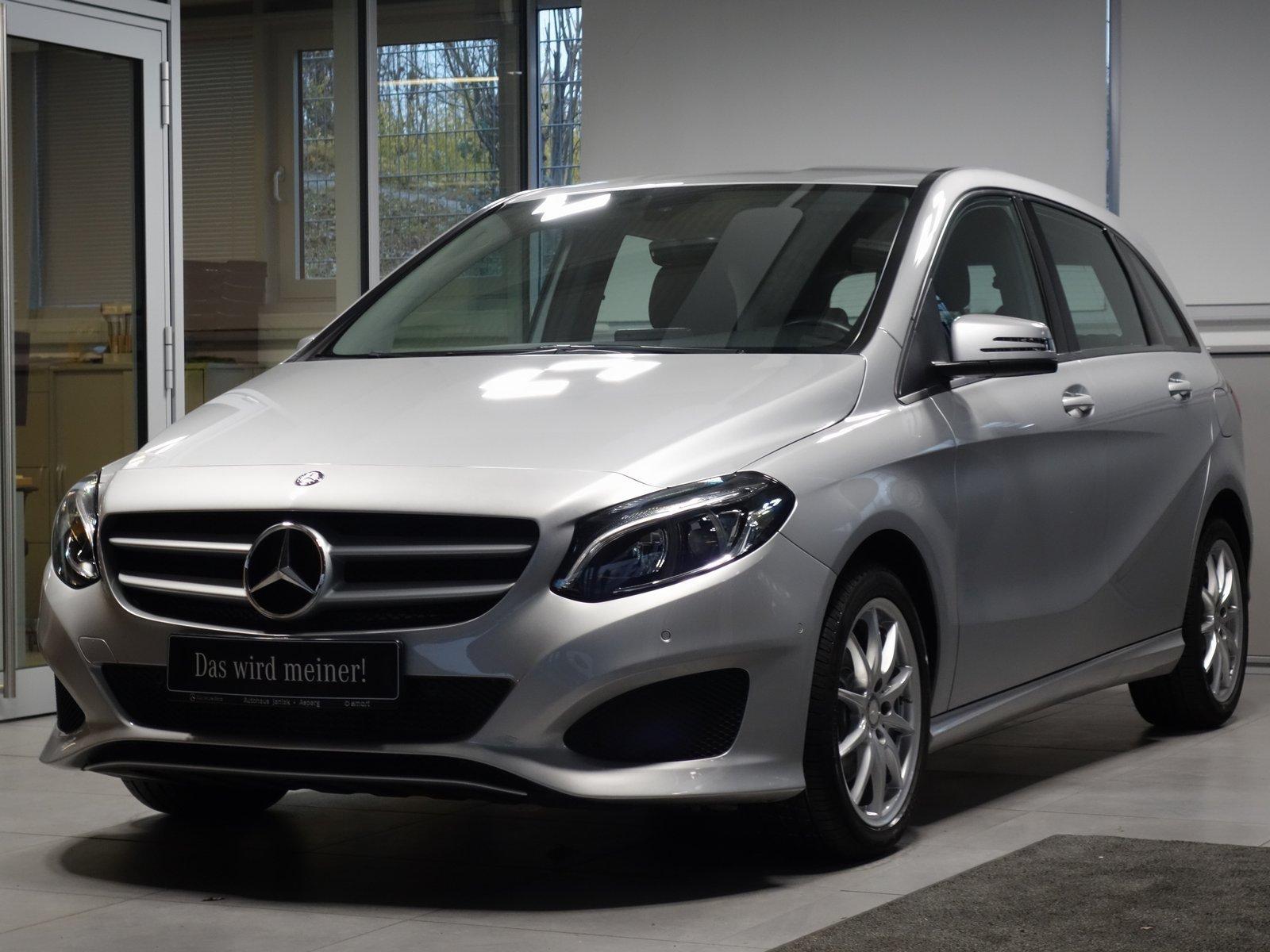 Mercedes-Benz B 220d 7G-DCT|LED|Navi|Rück.Kamera|PDC|SHZ|Euro6, Jahr 2016, Diesel