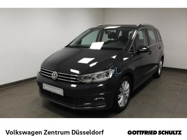 Volkswagen Touran 2.0 TDI Highline *LED*Navi*SHZ*PDC*, Jahr 2017, Diesel