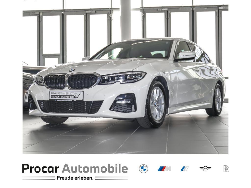 BMW 318d Limousine M Sportpaket LC Prof. HIFI AHK, Jahr 2020, Diesel
