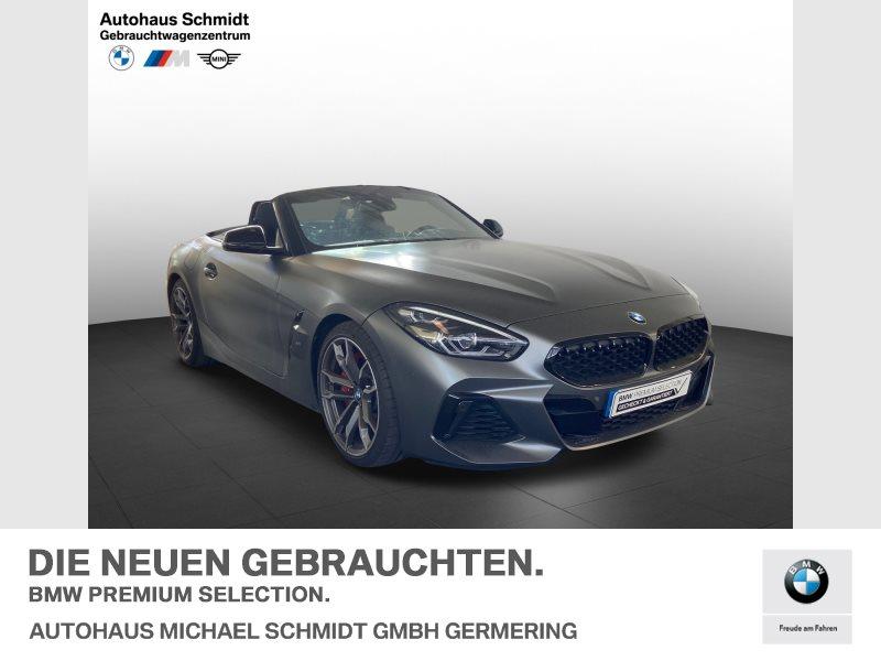 BMW Z4 M40i FROZEN*19 Zoll*ACC*Harman Kardon*, Jahr 2021, Benzin