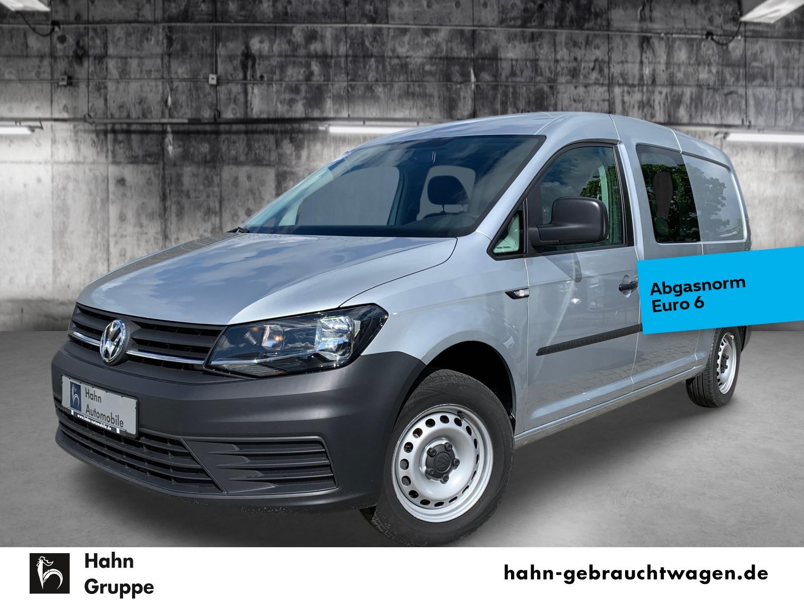 Volkswagen Caddy Maxi Kombi 2.0TDI EcoProfi Navi Einpark Klima, Jahr 2016, Diesel