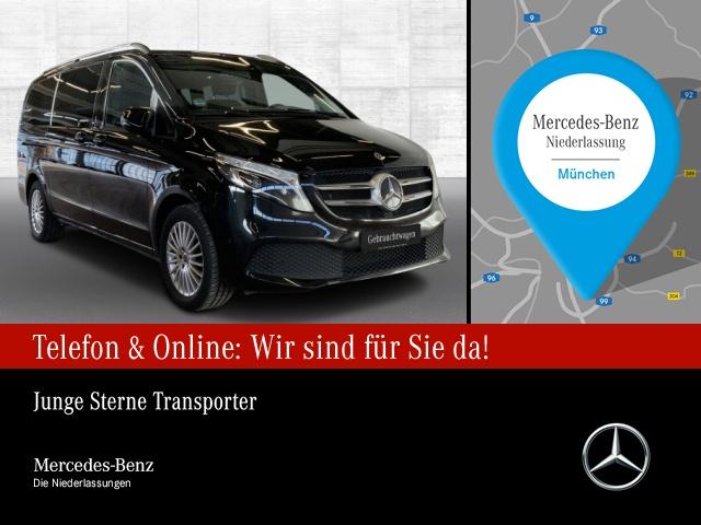 Mercedes-Benz V 220 d EDITION Lang AHK Sportp. Navi Spurp. RFK, Jahr 2019, Diesel