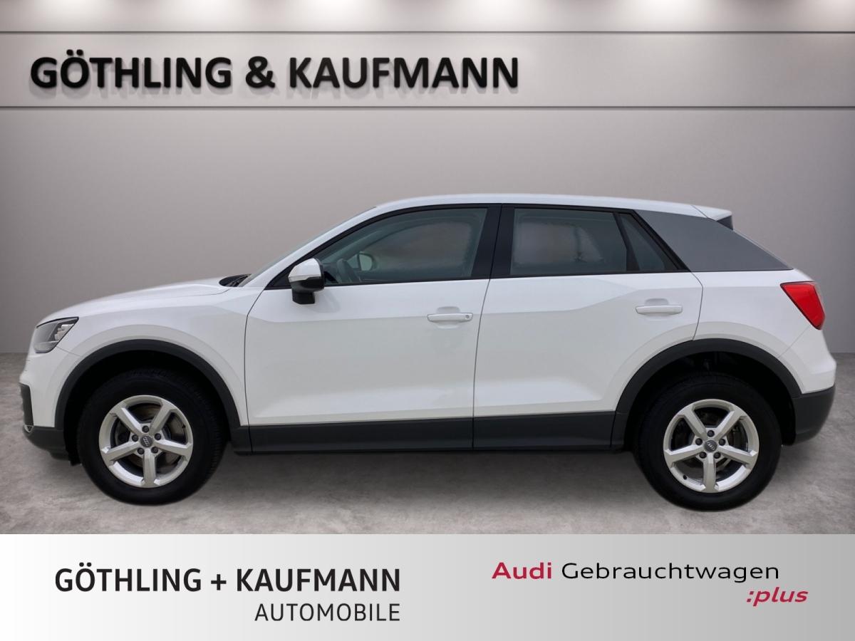 Audi Q2 1.0 TFSI 85kW*PDC+*SHZ*MFL*Klima*ZV FB*ISOFIX, Jahr 2018, Benzin
