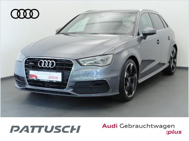 Audi A3 Sportback 2.0TDI quattro S-Line Navi Plus LED, Jahr 2016, Diesel