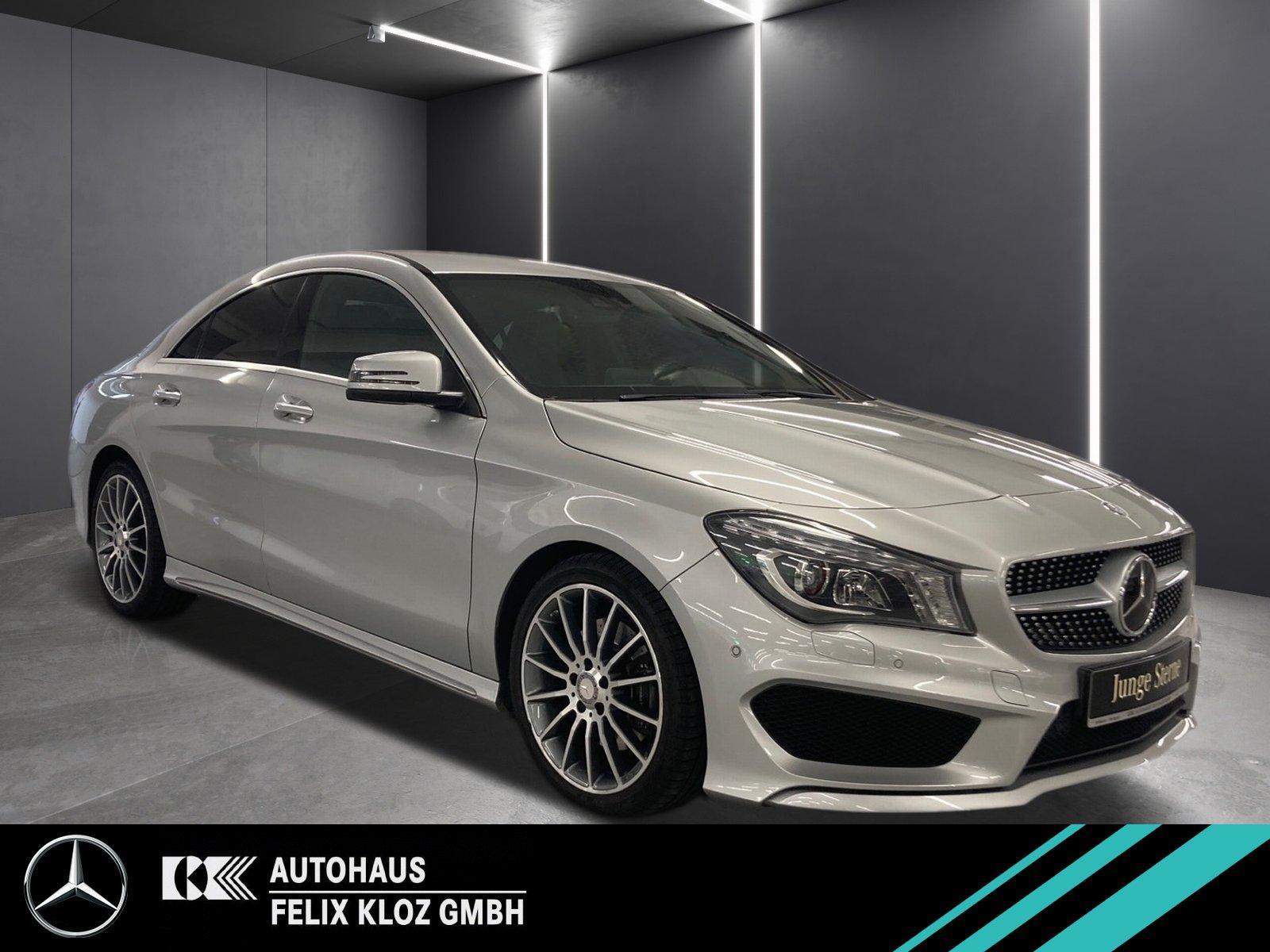 Mercedes-Benz CLA 250 4M AMG*Exklusiv*Comand*Distronic*Kamera, Jahr 2014, Benzin