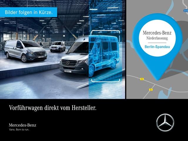 Mercedes-Benz eVito 111 Tourer PRO Lang Klima 8 Sitze, Jahr 2020, Elektro