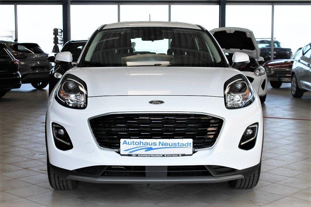 Ford Puma 1.0 TITANIUM *WinterPk*Navi*Bluetooth*, Jahr 2020, Benzin