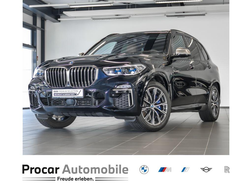 BMW X5 M50d M Sport AHK Pano HuD Laser Soft-Close, Jahr 2020, Diesel