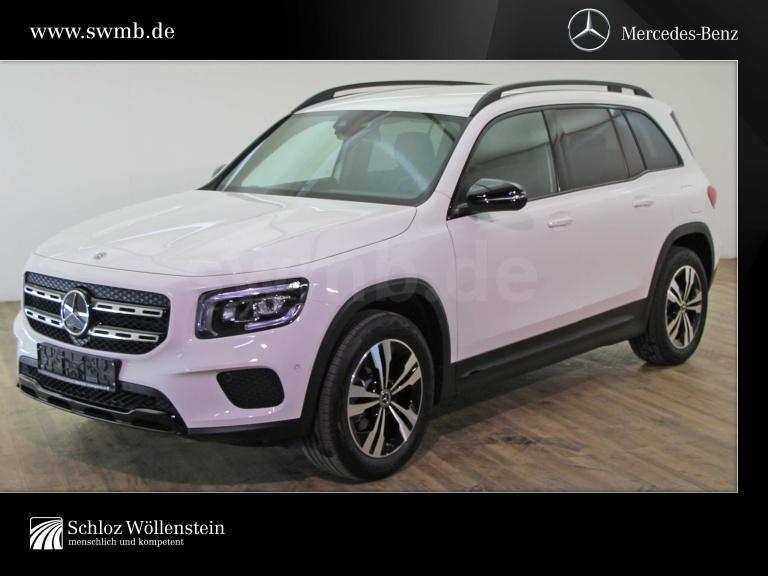 Mercedes-Benz GLB 180 Progressive/NightP./DAB/MBUX/LED/CarPlay, Jahr 2020, Benzin