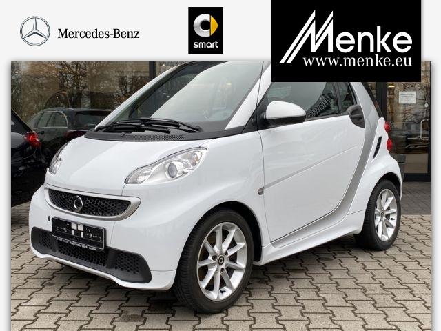 smart fortwo coupé mhd 52 kW Pano., Jahr 2014, Benzin