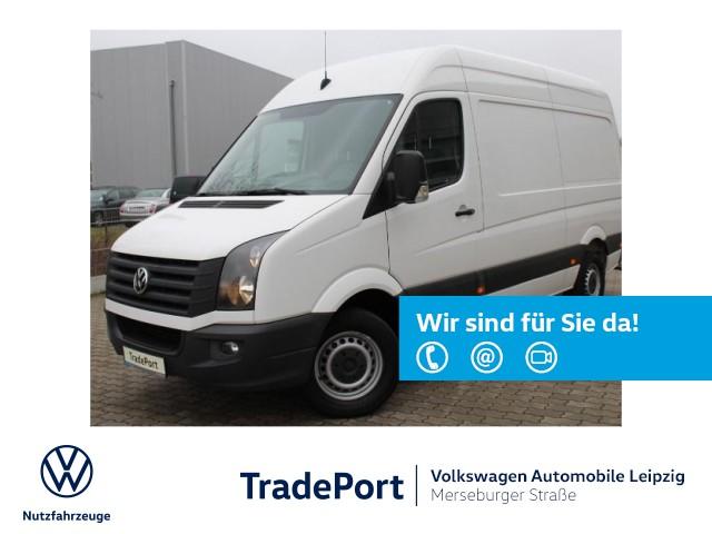 Volkswagen Crafter 35 Kasten HD MR *Standhzg.*, Jahr 2014, Diesel