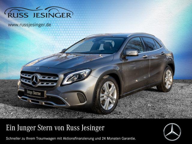 Mercedes-Benz GLA 250 4M URBAN + NAVI + AHK + LED+ KAMERA +DAB, Jahr 2017, Benzin