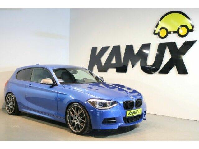 BMW M135i +Bi-Xenon+Navi+Alcantara+BBS Felgen+EU6+, Jahr 2014, Benzin
