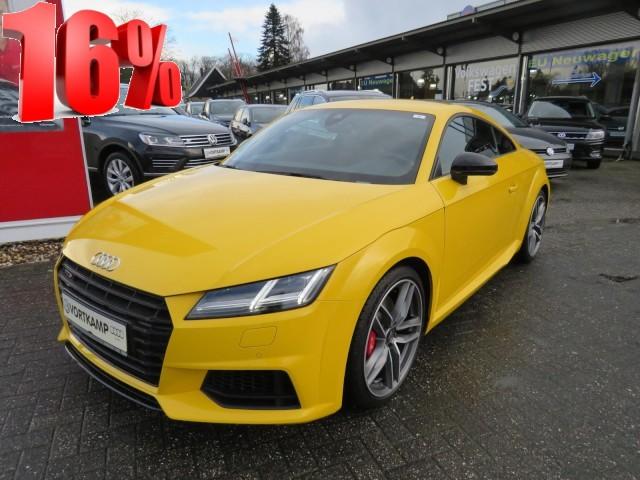 Audi TTS Coupe 2.0 TFSI Coupe quattro Navi/Matrix, Jahr 2016, Benzin