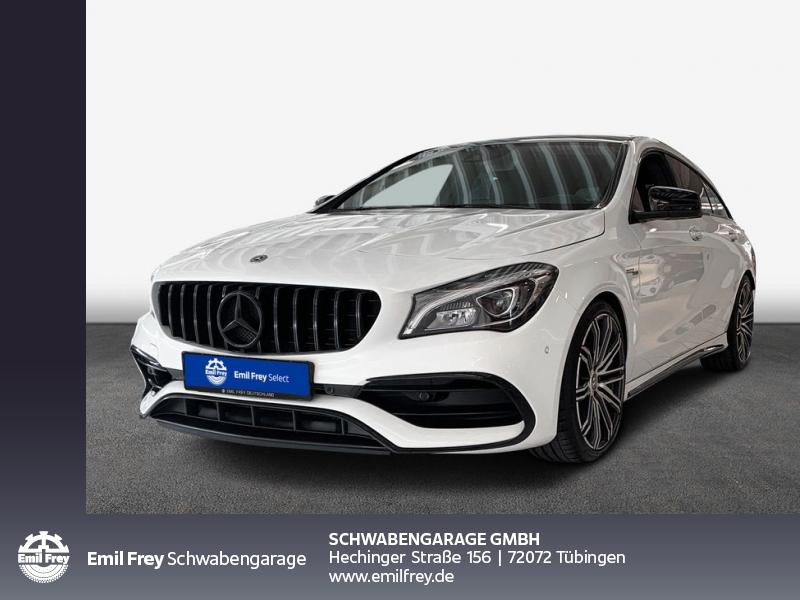 Mercedes-Benz CLA 45 AMG 4Matic Shooting Brake 7G-DCT, Jahr 2017, Benzin