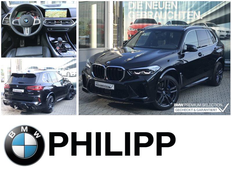BMW X5 M AHK Pano DAB DAP h&k LED Gesticksteuer., Jahr 2020, Benzin
