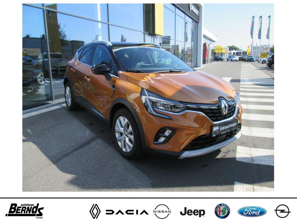Renault Captur TCe130 EDC (Autom.) INTENS EASY LINK SHZ, Jahr 2020, Benzin