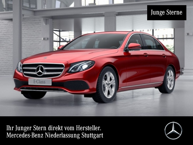 Mercedes-Benz E 200 d Avantgarde Kamera PTS 9G Sitzh Sitzkomfort, Jahr 2018, Diesel