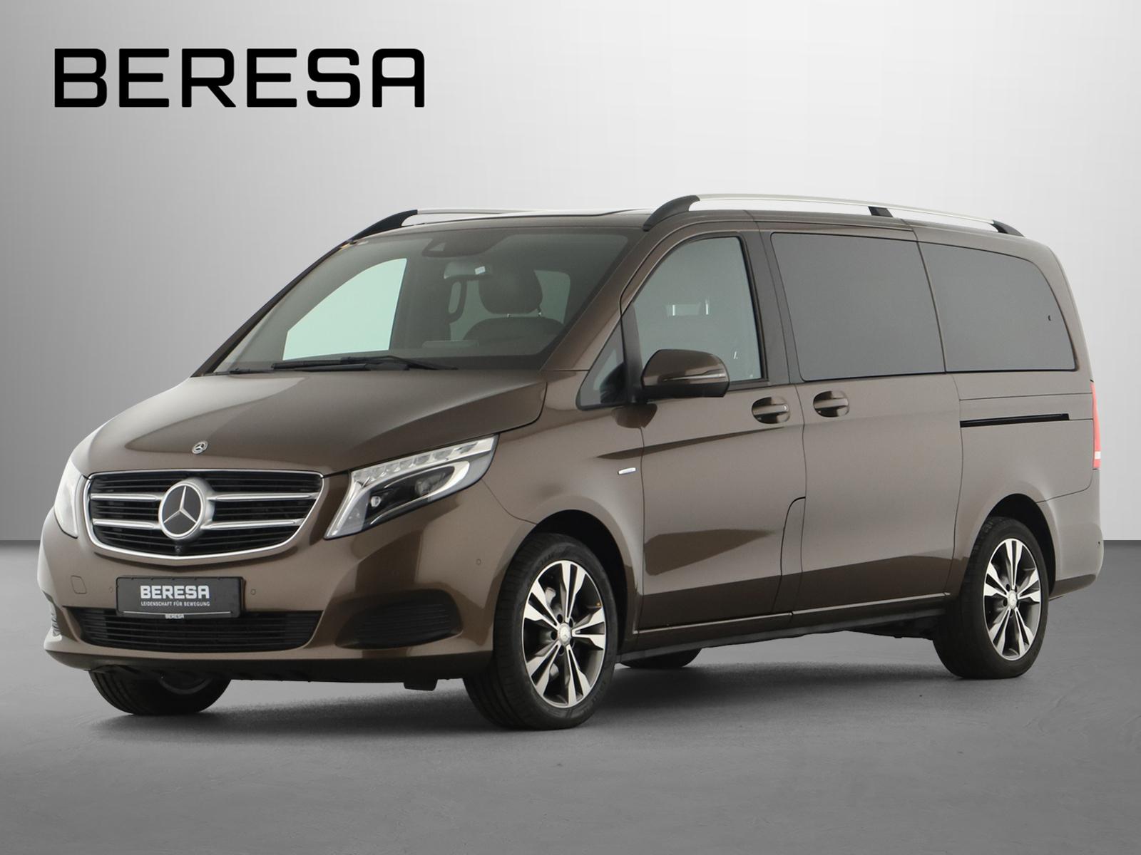 Mercedes-Benz V 250 Avantgarde Lang Fahrassist., Jahr 2017, Diesel
