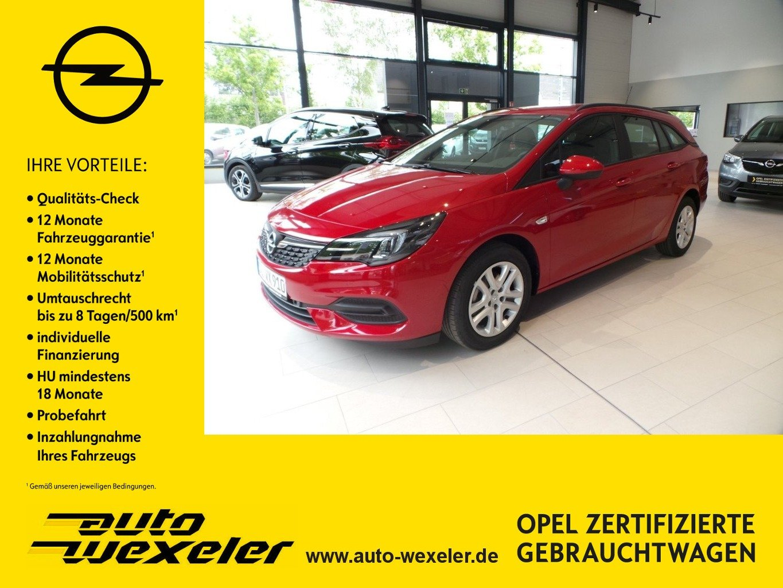 Opel Astra K ST Edition 1.2 S/S,Sitzheiz.,PDC,Klimaauto, Jahr 2020, Benzin