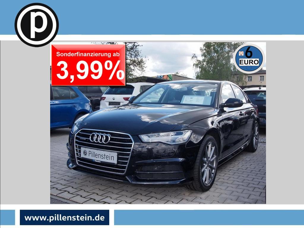 Audi A6 2.0 TDI S-TRONIC AHK NAVI SITZH KAMERA LED, Jahr 2017, Diesel