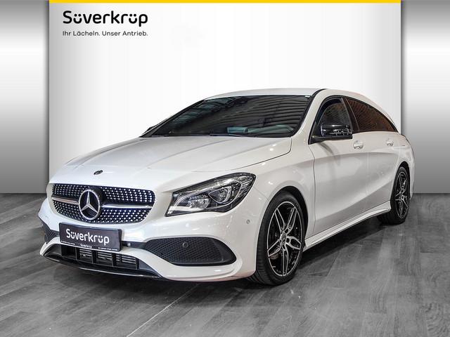 Mercedes-Benz CLA 200 Shooting Brake CLA-Klasse CLA 200 CDI /, Jahr 2018, Diesel