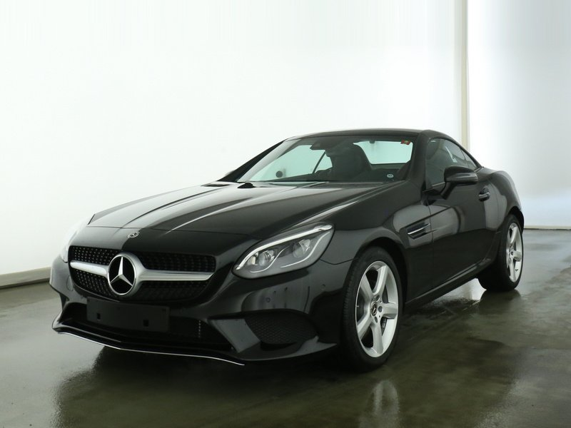 Mercedes-Benz SLC 300 *COMAND*MAGIC SKY*ILS*Spur-Paket*Memory*, Jahr 2020, Benzin