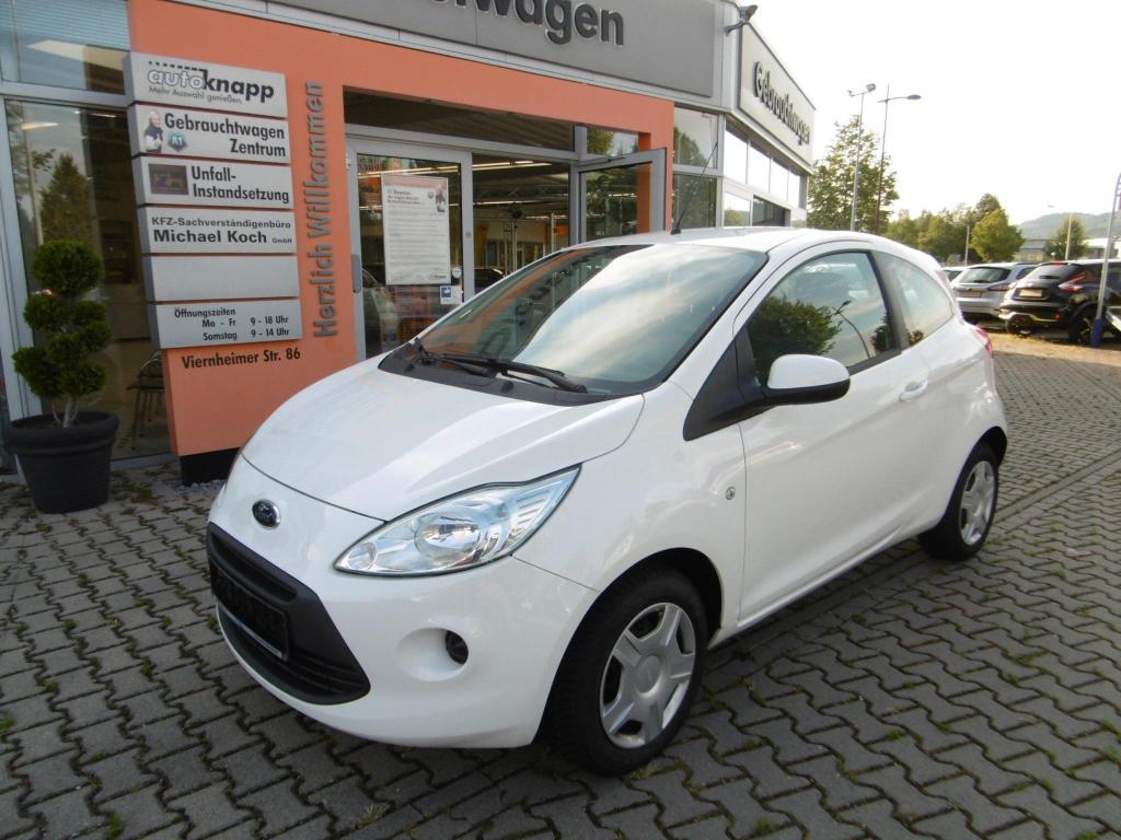 Ford Ka 1.2 Trend Start/Stop (EURO 6), Jahr 2013, Benzin