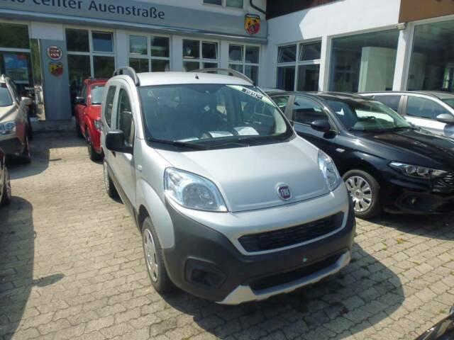 Fiat Fiorino Kombi SX 1.3 MultiJet 70kW ADVENTURE, Jahr 2016, Diesel