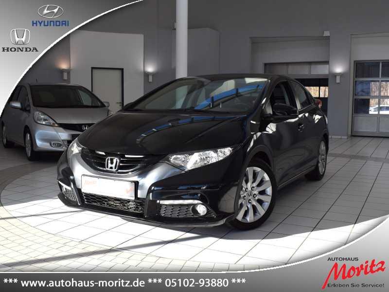 Honda Civic 1.8 Sport *LICHTSENSOR*TEMPOMAT*, Jahr 2013, Benzin