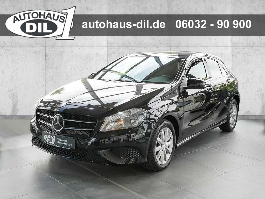 Mercedes-Benz A 180 CDI (BE) 7G-DCT Style *Leder*Parkass.*Navi*, Jahr 2013, Diesel