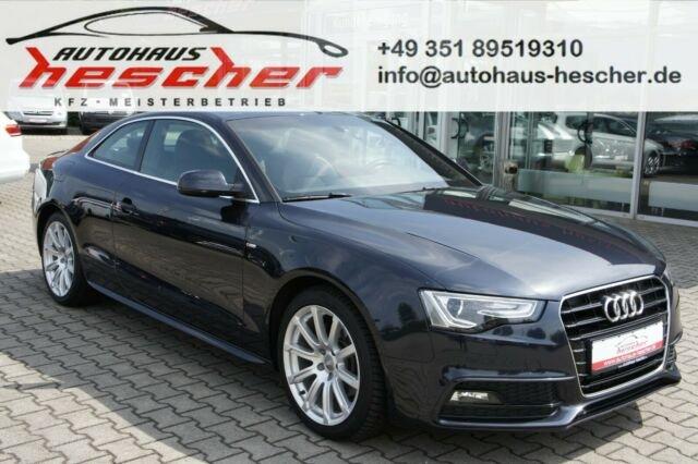Audi A5 Coupe 1.8TFSI Automatik*S-LINE*XENON*NAVI*EU6, Jahr 2013, Benzin