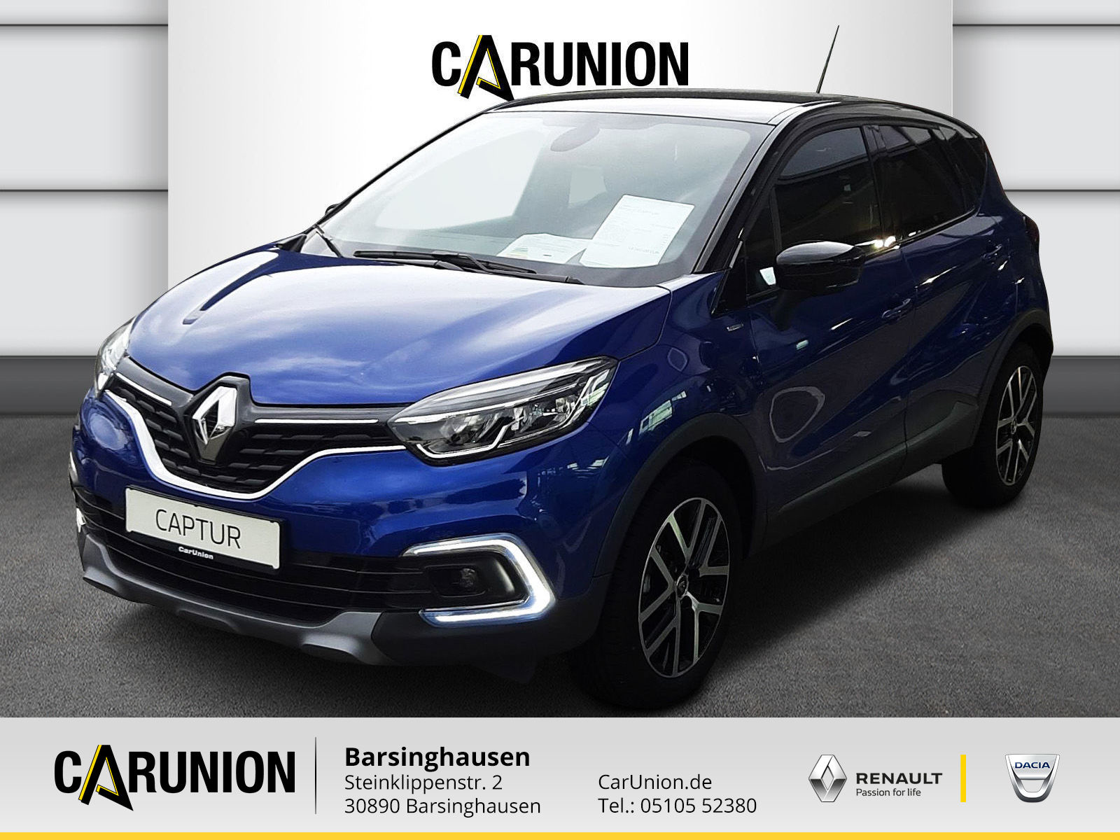 Renault Captur Version S TCe 150 GPF, Jahr 2019, Benzin