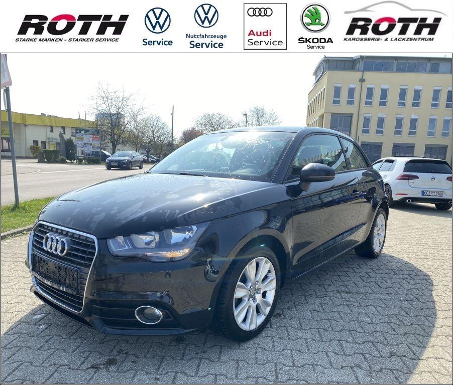 Audi A1 1.2 TFSI Ambition *PDC*Klima*Alu*SHZ, Jahr 2014, Benzin