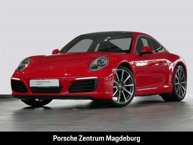 Porsche 991 (911) Carrera BOSE*SHZ*TEMPO*LRH*PRIVACY, Jahr 2017, Benzin