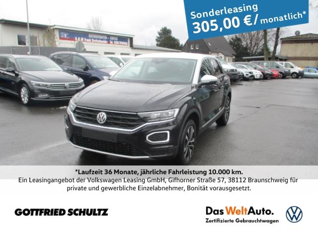 Volkswagen T-Roc UNITED VC Style 1.5 TSI DSG LED NAVI PDC SHZ, Jahr 2020, Benzin
