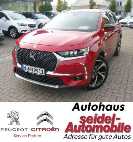 Citroën DS7 Crossback Be Chic PureTech 22, AHK, Jahr 2019, Benzin