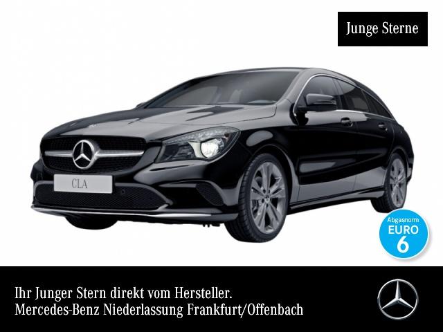 Mercedes-Benz CLA 220 d SB Urban AHK Navi 7G-DCT Sitzh Chromp, Jahr 2017, Diesel