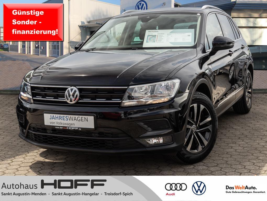 Volkswagen Tiguan 1.5 TSI DSG United Navi 5J.Garantie, Jahr 2020, Benzin