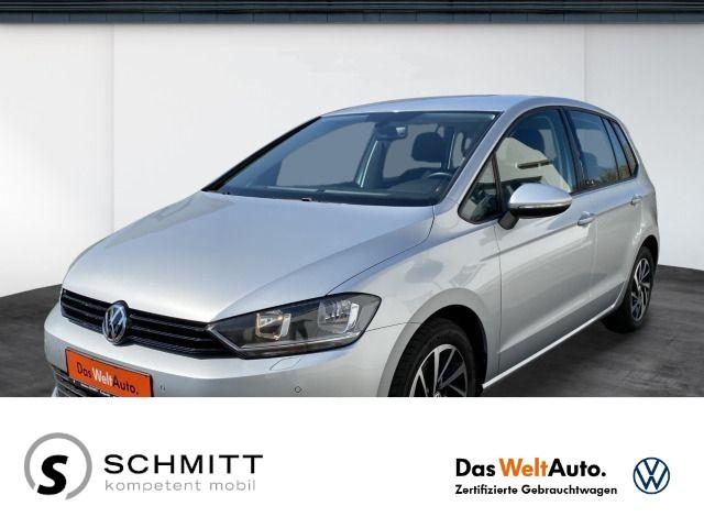 Volkswagen Golf Sportsvan 1.2 TSI Trendline AHK SHZ PDC, Jahr 2014, Benzin