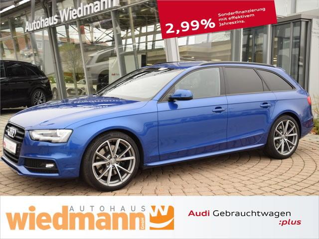 Audi S4 Avant 3.0 TFSI 245 kW(333 Ps) S-tronic, Jahr 2015, petrol