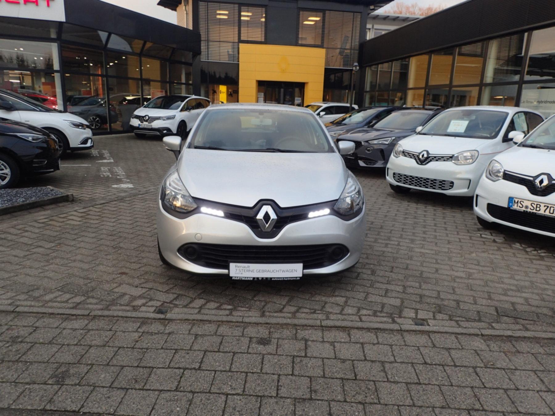 Renault Clio Expression 1.2 16V 75 Klang & Klima Paket, Jahr 2014, Benzin