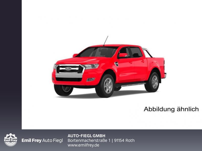 Ford Ranger 2,0 l EcoBlue Doppelkabine XL 96 kW, 4-türig (Diesel), Jahr 2021, Diesel