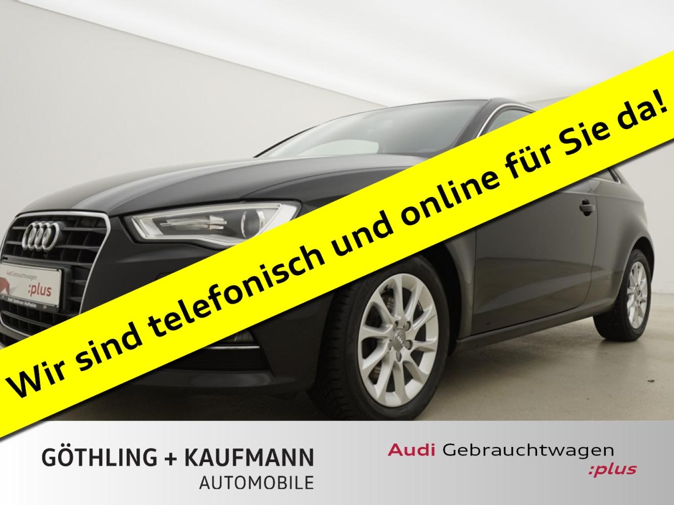 Audi A3 1.6 TDI 81 kW*Xenon+*Navi*PDC*ASS*SHZ*MFL*GRA, Jahr 2016, Diesel