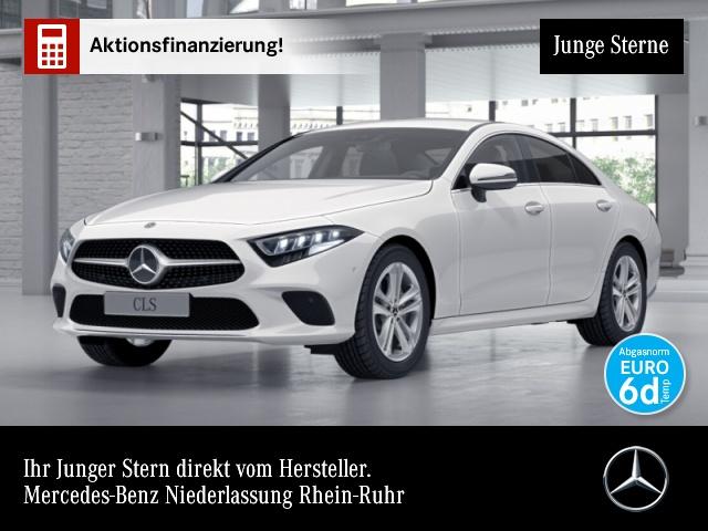 Mercedes-Benz CLS 300 d Cp. LED AHK Kamera Spurhalt-Ass PTS 9G, Jahr 2019, Diesel