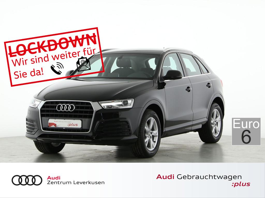 Audi Q3 1.4 TFSI sport, Jahr 2017, Benzin